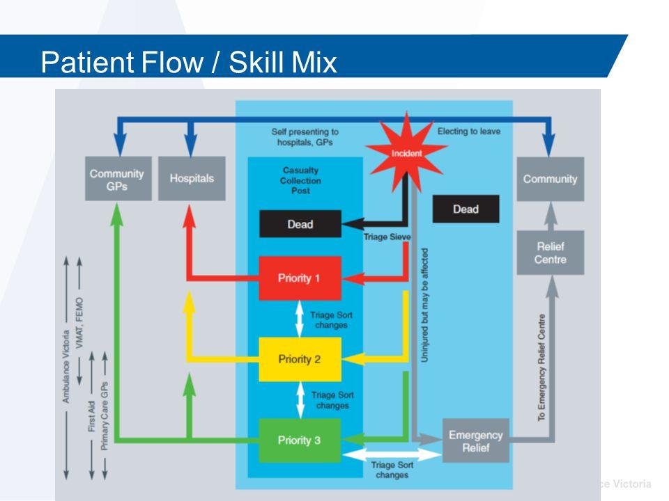 Patient Flow / Skill Mix