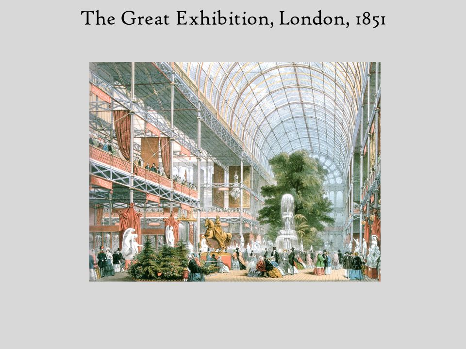 The Great Exhibition, London, 1851
