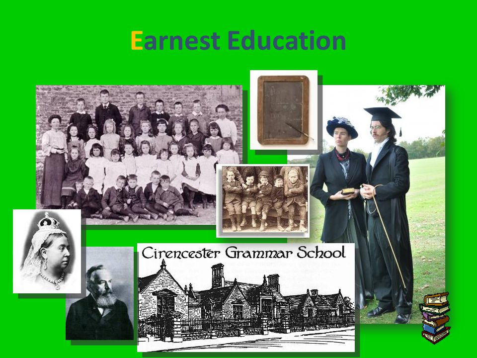 Earnest Education