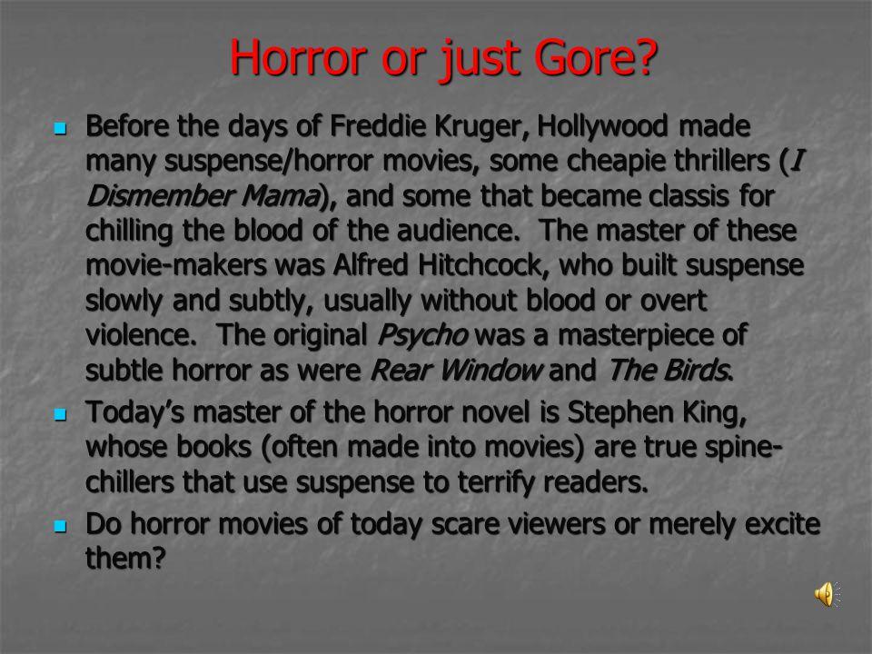 Victorian Horror Novels Classics of the horror genre written during the Victorian Era: Classics of the horror genre written during the Victorian Era: 1.