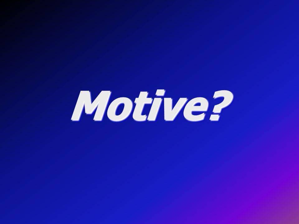 Motive Motive