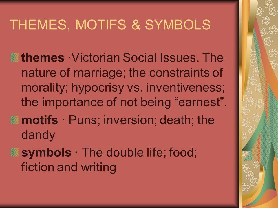 THEMES, MOTIFS & SYMBOLS themes ·Victorian Social Issues.