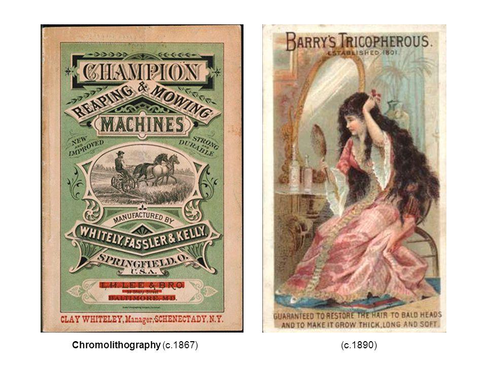 Chromolithography (c.1867) (c.1890)
