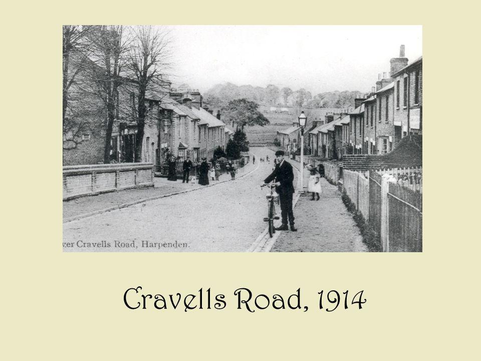 Cravells Road, 1914