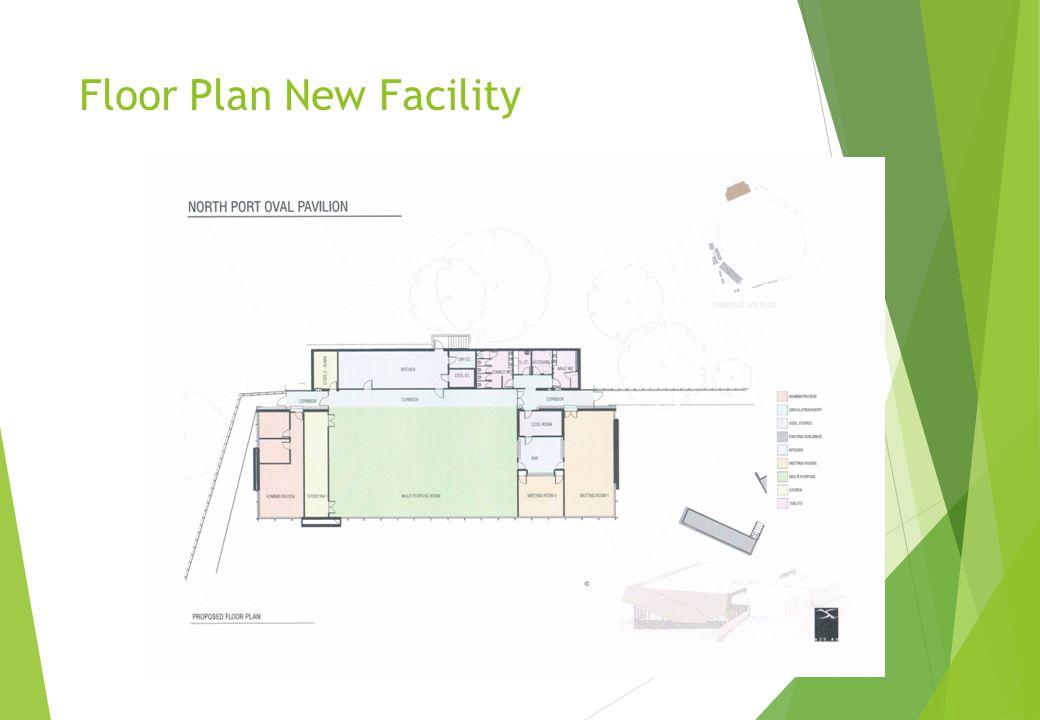 Floor Plan New Facility
