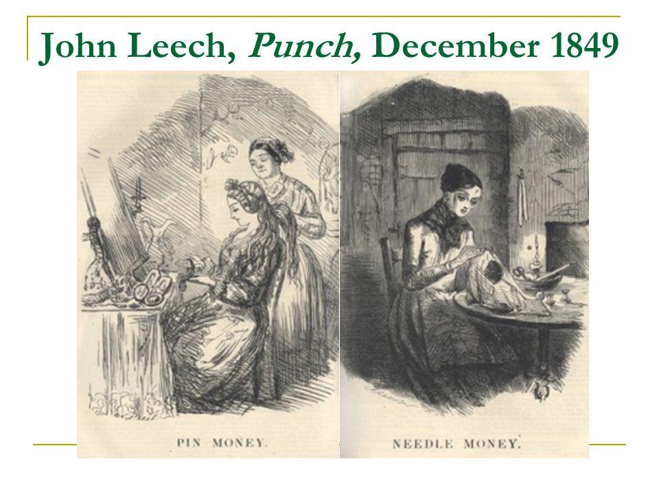 John Leech, Punch, December 1849