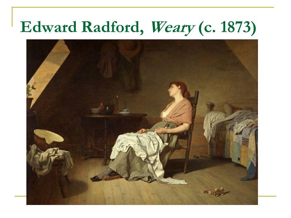 Edward Radford, Weary (c. 1873)