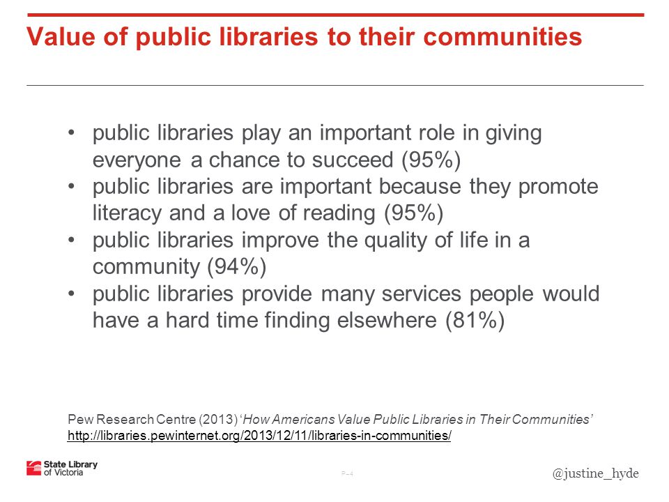 The ties that bind us …libraries are about freedom.