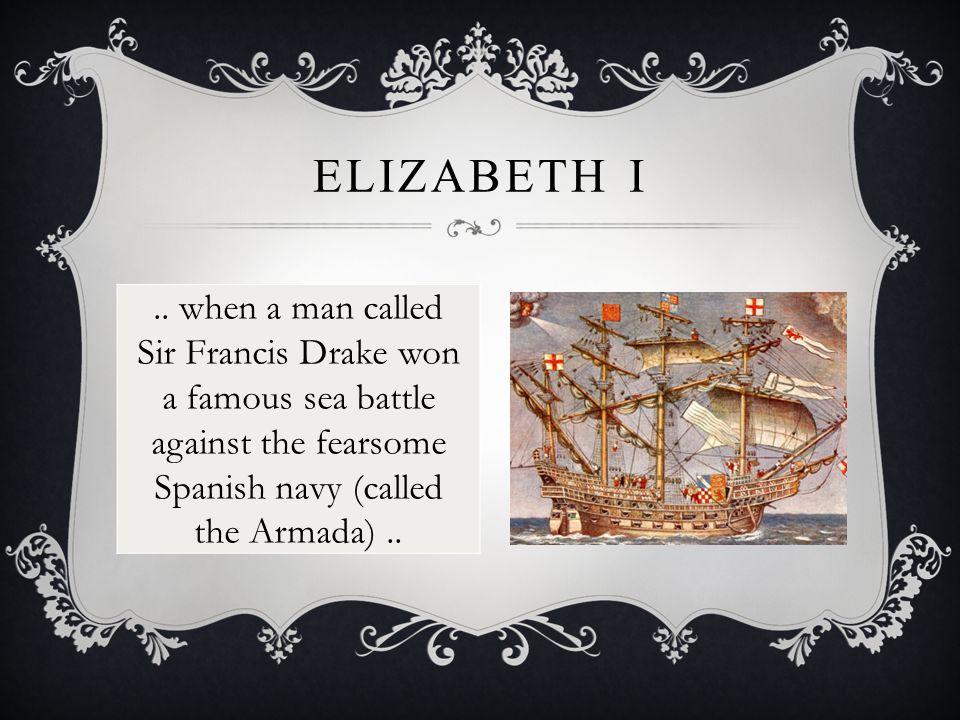 ELIZABETH I..