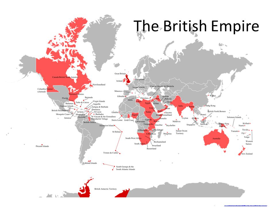 http://upload.wikimedia.org/wikipedia/commons/thumb/b/b9/British_Empire_Mercator.svg/320px-British_Empire_Mercator.svg.png The British Empire