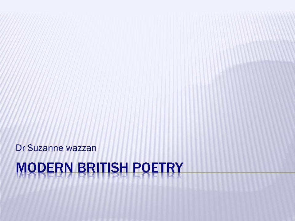 Dr Suzanne wazzan