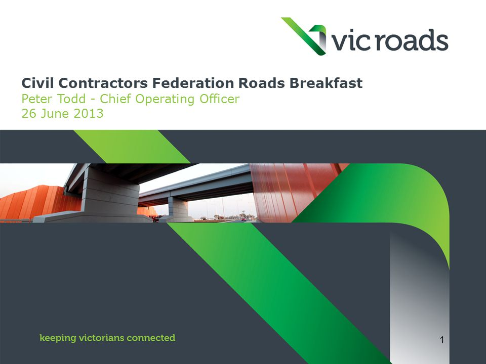 VicRoads Strategic Directions 2