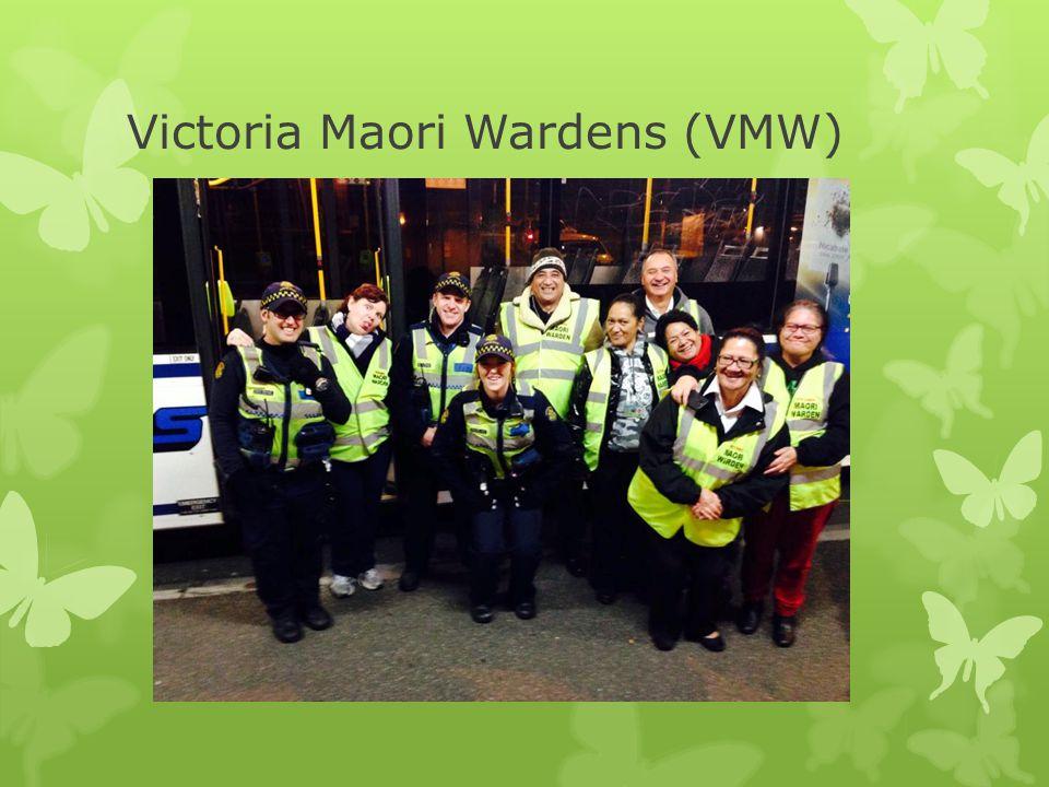 Victoria Maori Wardens (VMW)
