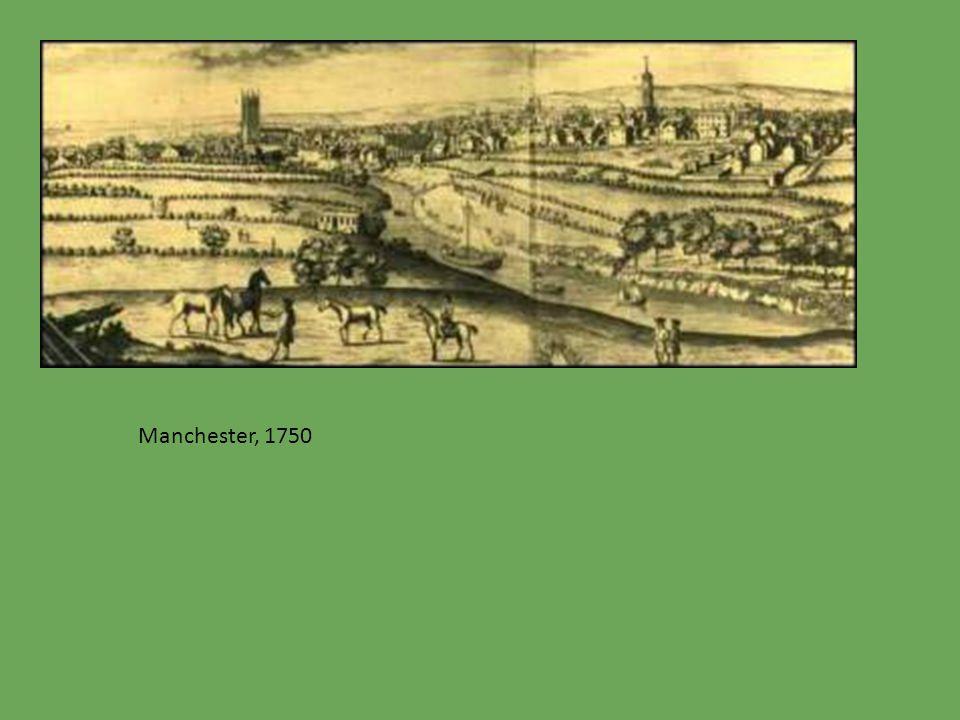 Manchester, 1750
