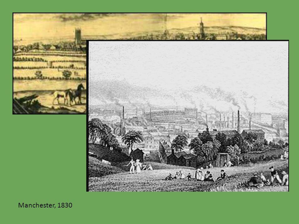 Manchester, 1830