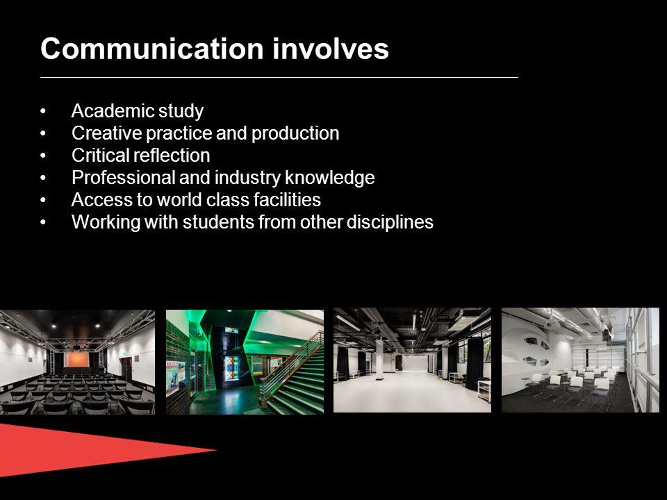 More information Program specific content www.rmit.edu.au/mediacommunication