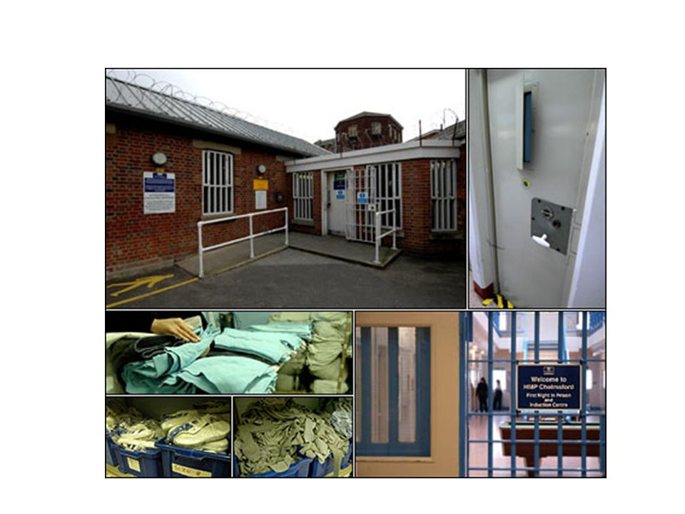 Exercise All prisons have sports facilities, to encourage exercise and good health among prisoners.