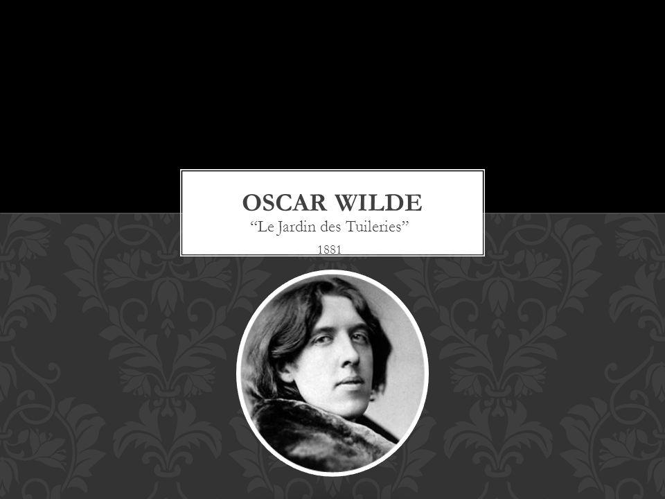 Oscar Wilde was born on October 16, 1854.He was born in Dubin.