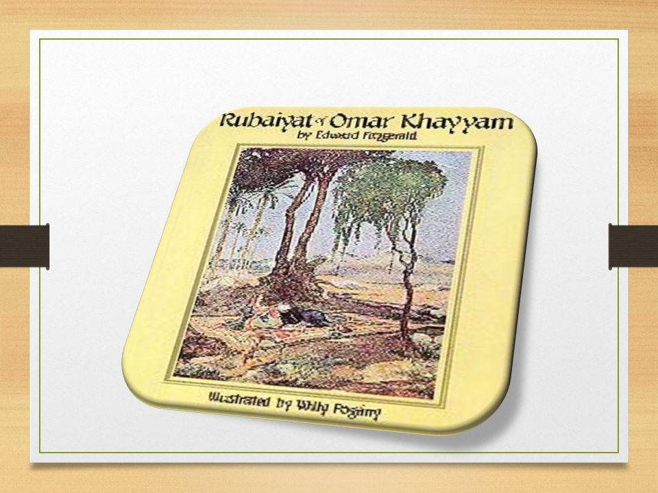 o Ahmed Rami started his translation of the Rubaiyat in 1932.