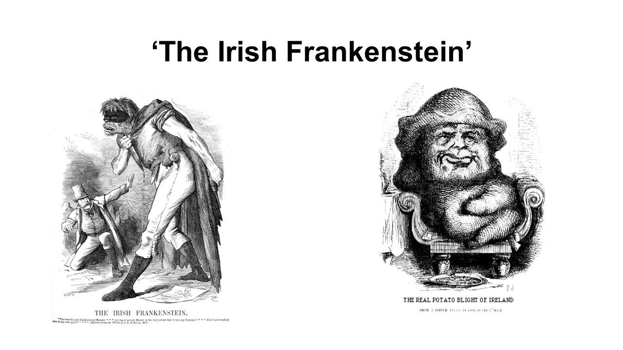 'The Irish Frankenstein'