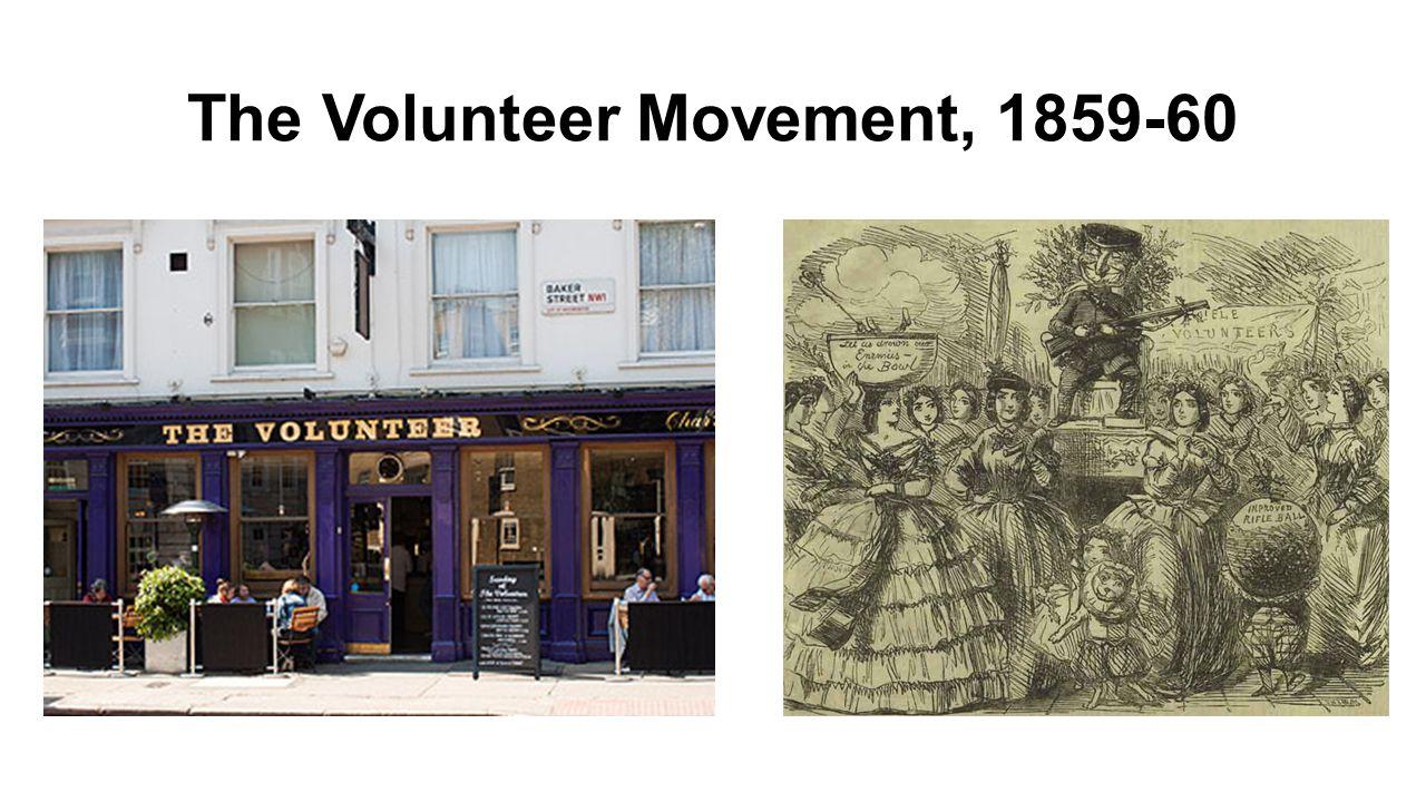 The Volunteer Movement, 1859-60