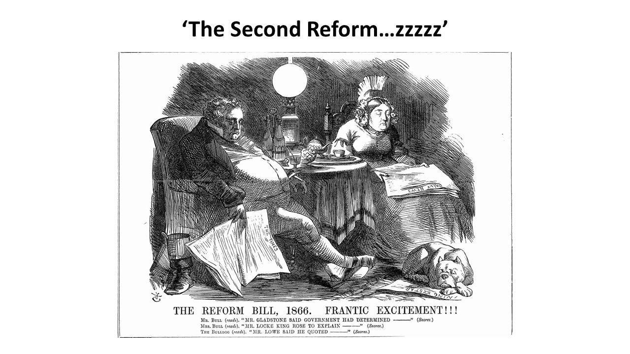 'The Second Reform…zzzzz'