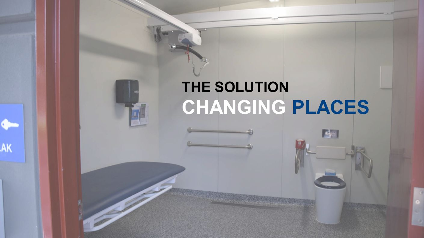 THE SOLUTION CHANGING PLACES