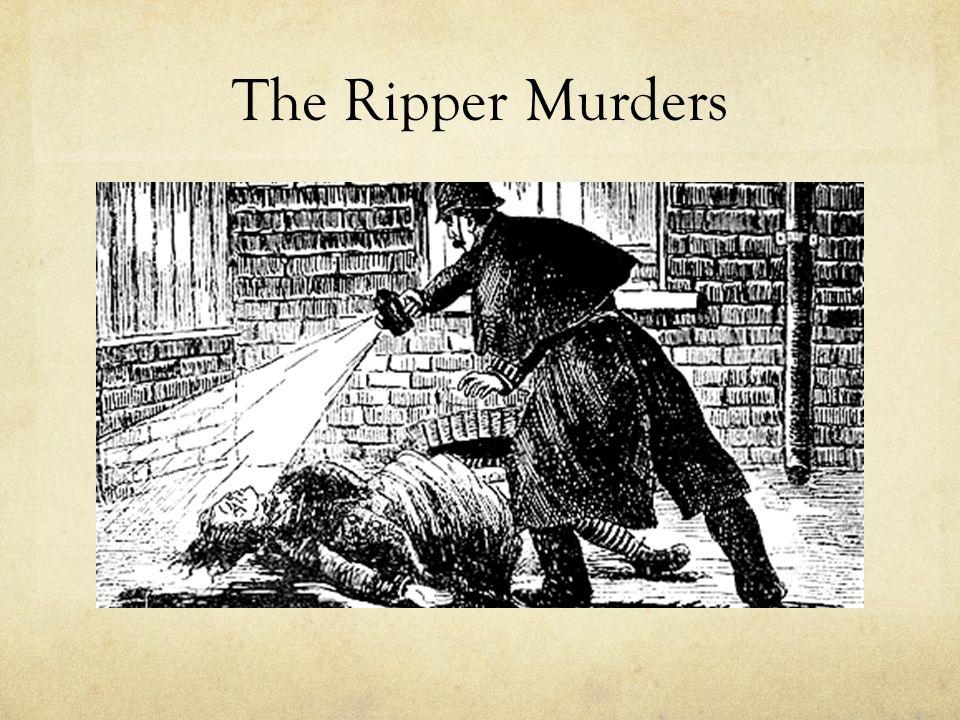 The Ripper Murders