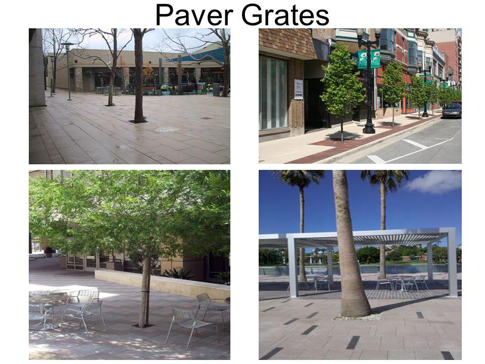 Paver Grates