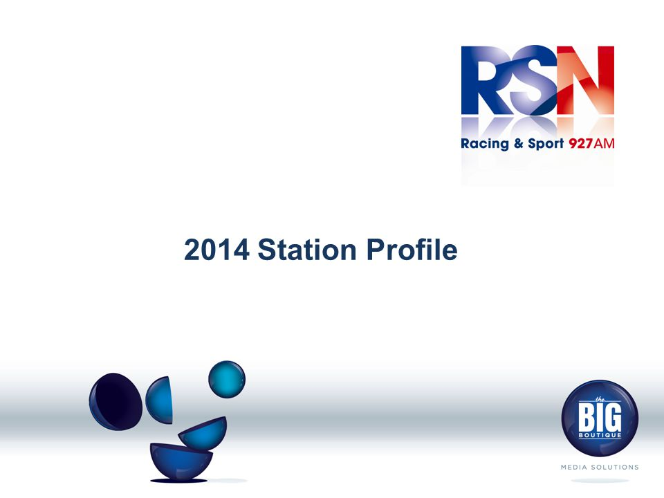 2014 Station Profile