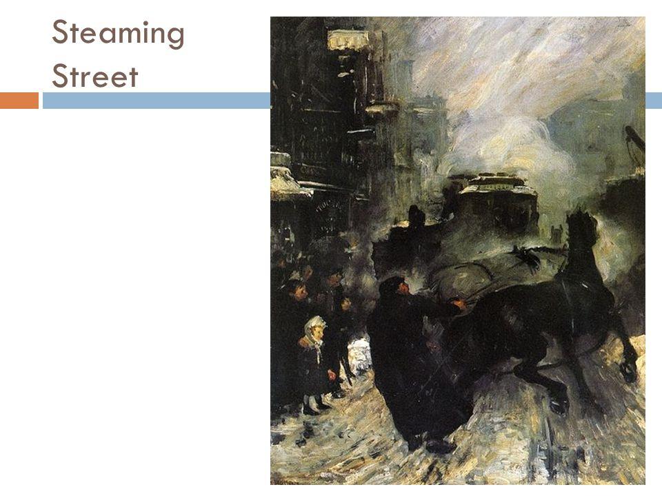 Steaming Street