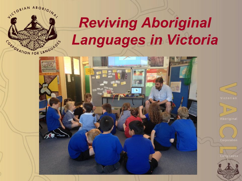 Link between language and culture This had devastating effects on men's/women's roles in Aboriginal society –Ceremonies, especially initiation ceremonies no longer occurred, hence peoples place in the societal structure was severely disrupted –Children no longer received their many names through life –Language was not being used everyday