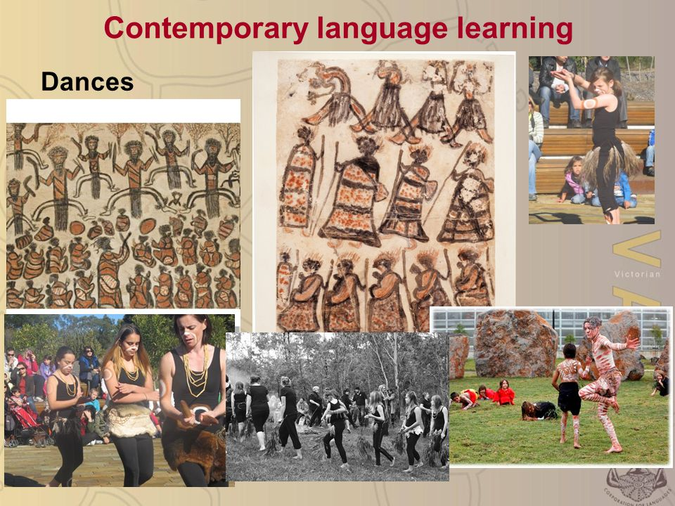 Contemporary language learning
