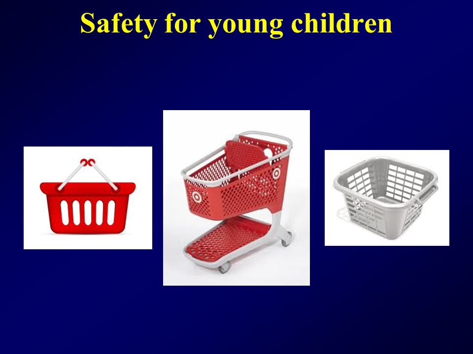 Safety for young children