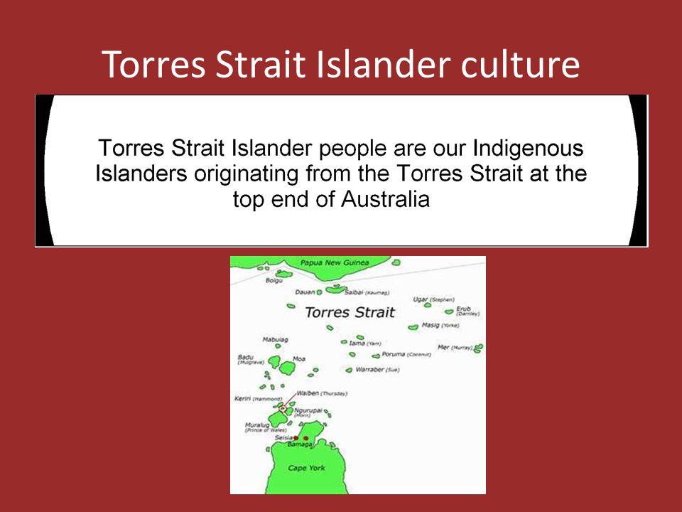 Torres Strait Islander culture