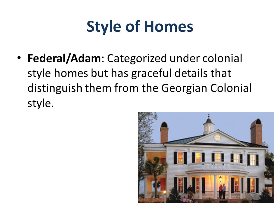 Style of Homes Greek Revival: Democratic ideals are reflected in the classical details of Greek Revival Homes.