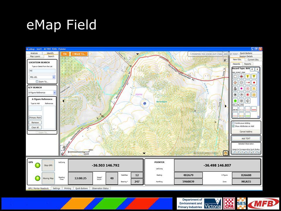 eMap Field