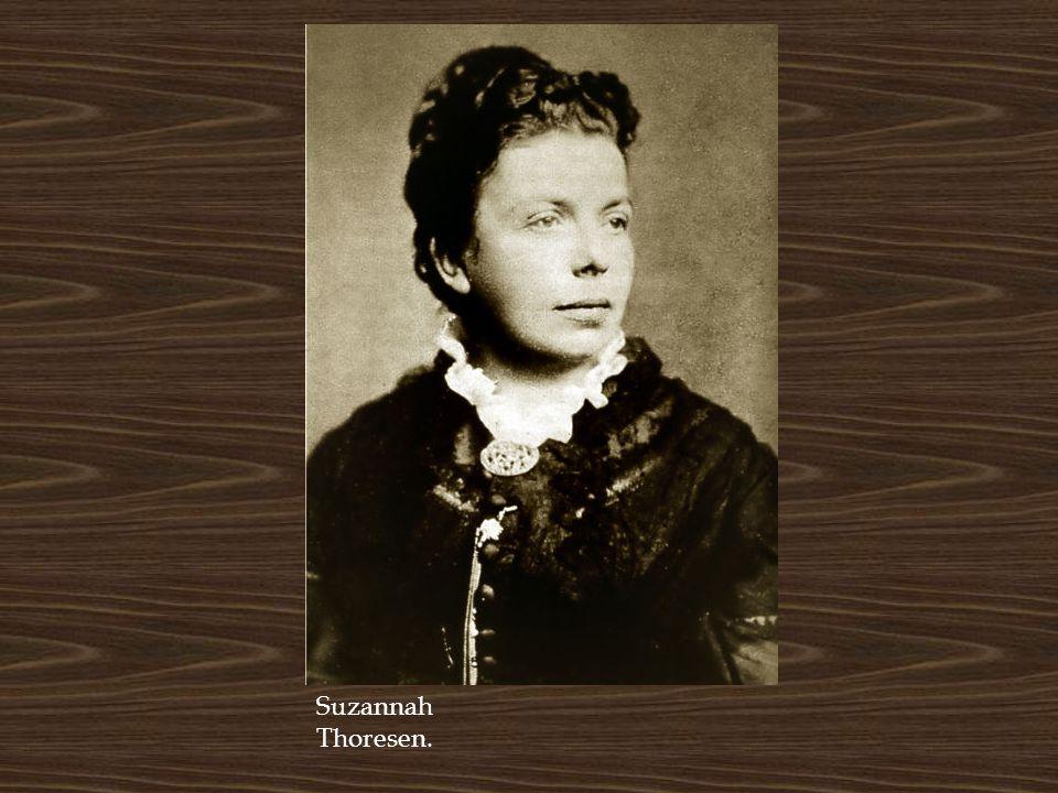 Suzannah Thoresen.