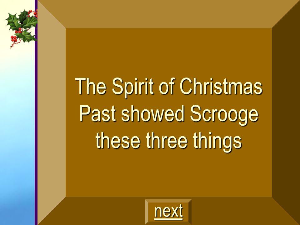 Three Spirits would visit $200