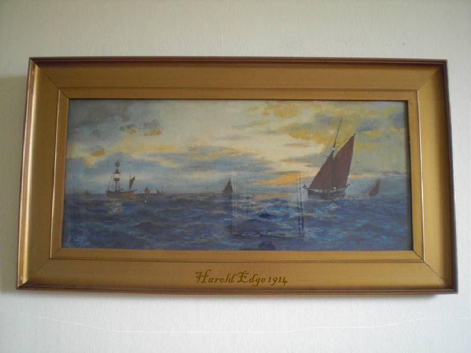 Harold Edge 1914