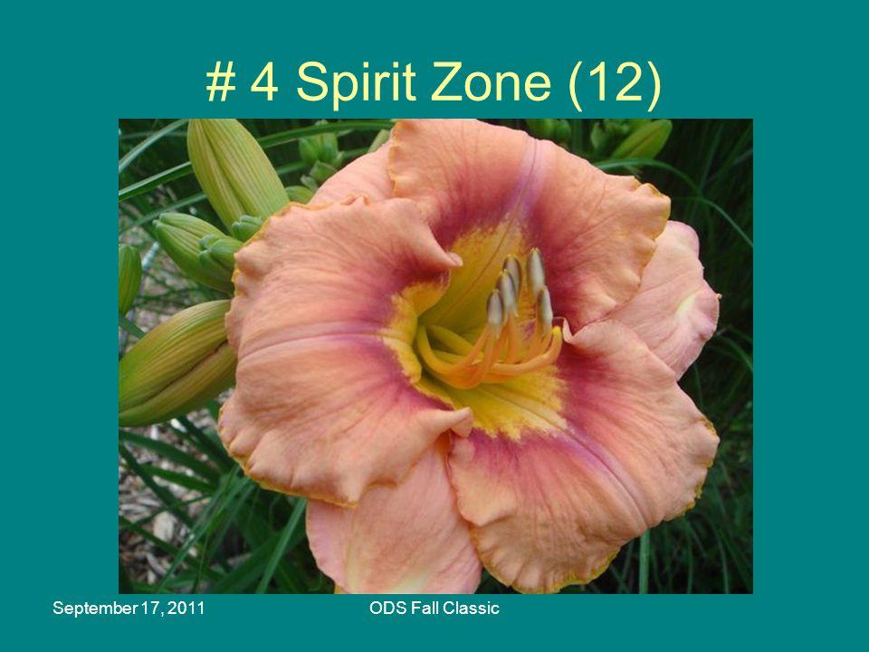September 17, 2011ODS Fall Classic # 4 Spirit Zone (12)
