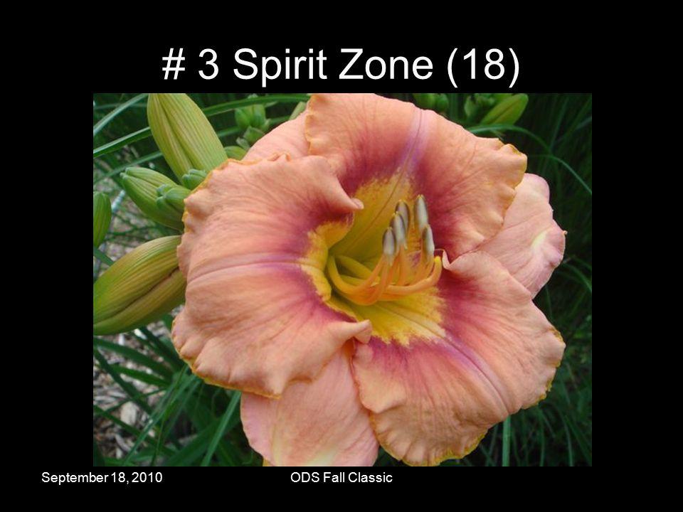 September 18, 2010ODS Fall Classic # 3 Spirit Zone (18)