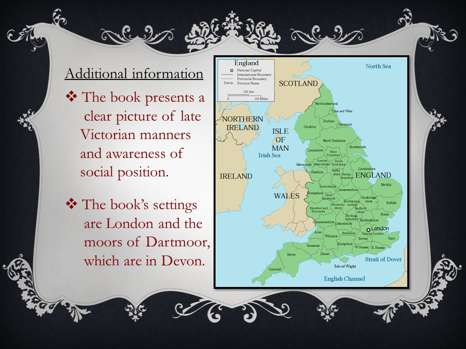 Additional information  The book presents a clear picture of late Victorian manners and awareness of social position.