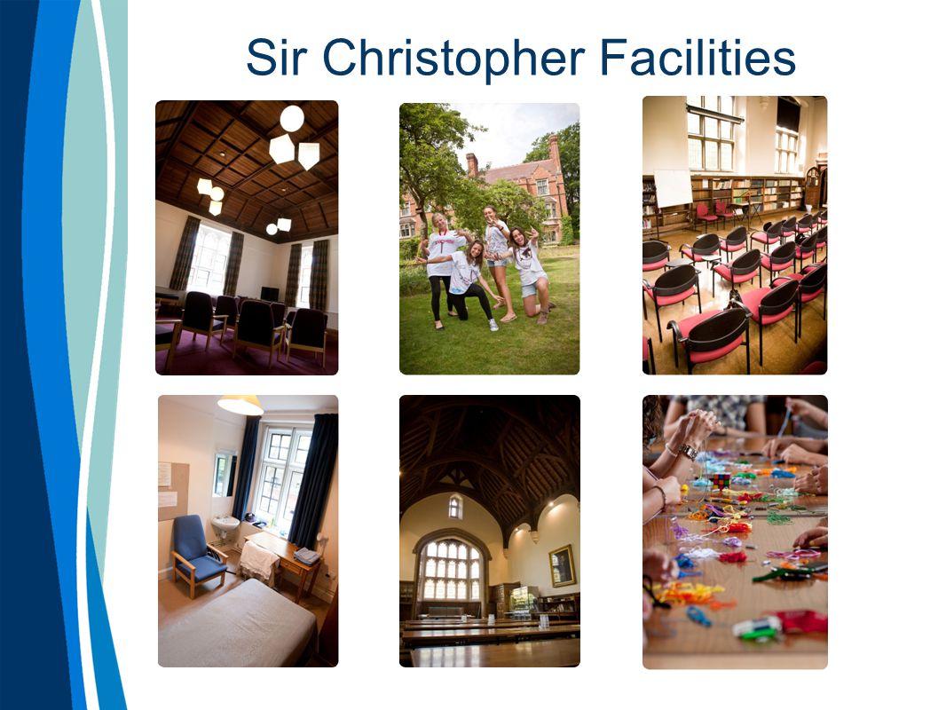 Sir Christopher Facilities