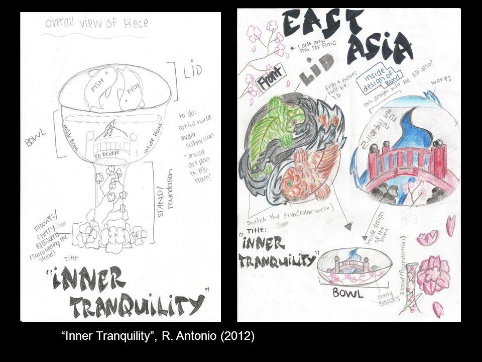 Inner Tranquility , R. Antonio (2012)