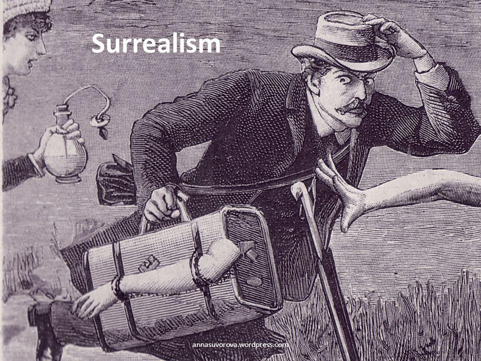 SURREALISM, n.