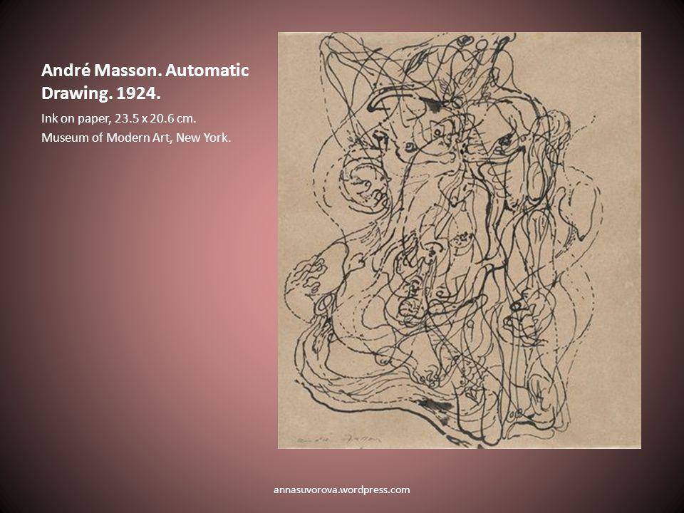 Man Ray Rayograph, 1922 Gelatin silver print (photogram) 23.9 x 29.9 cm Moma annasuvorova.wordpress.com