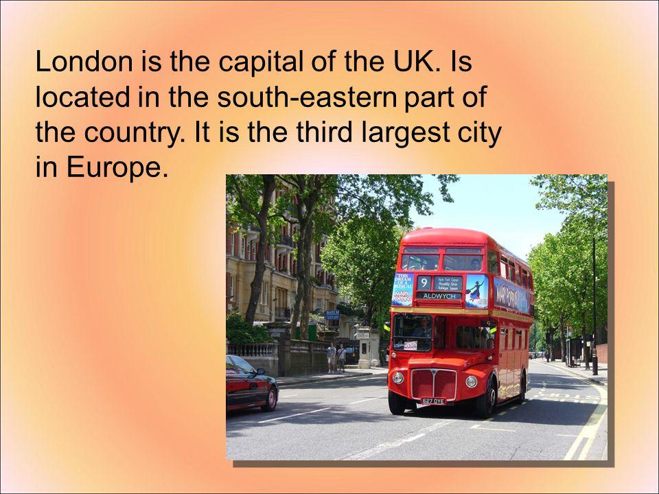 Big Ben Big Ben is one of the symbols of Great Britain.