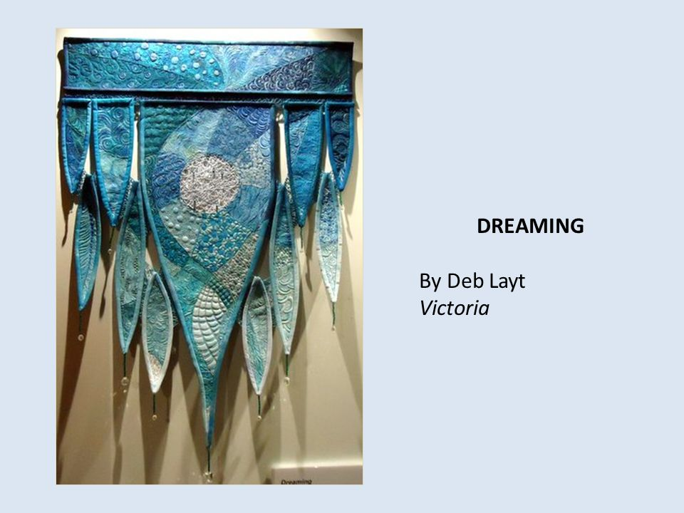 DREAMING By Deb Layt Victoria