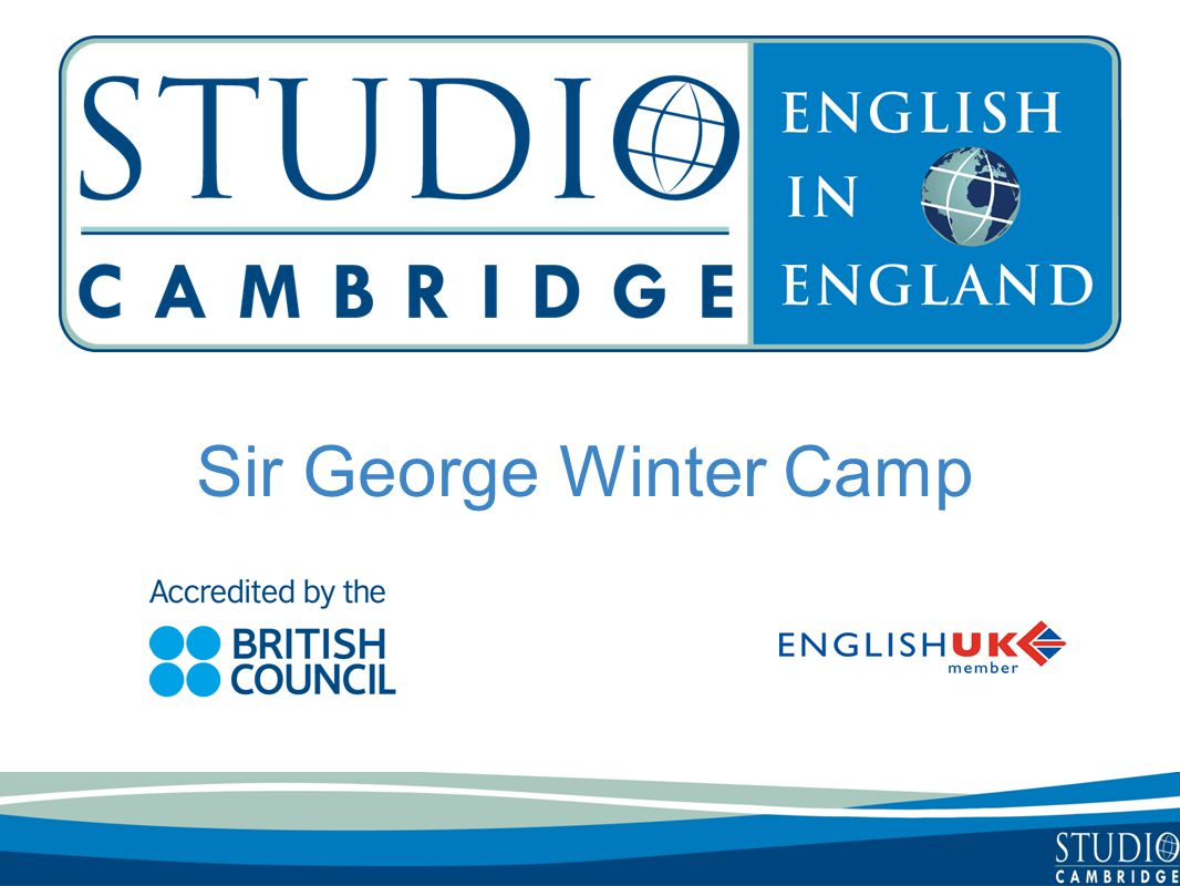 Sir George Winter Camp